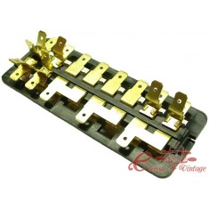 Caja de fusibles 8 fusibles (vendido con tapa )