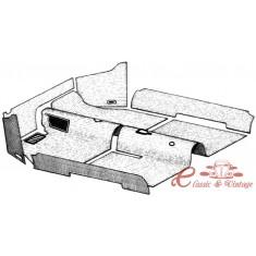 kit moqueta interior negra 56-58