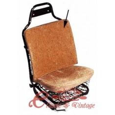 Relleno de respaldo de sillón delantero 68-72 con reposacabezas (vendido sin el reposacabezas )