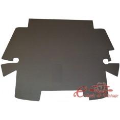 Cartón para maletero delantero 8/67- para vehiculos con caja de ventilación (excepto 1302/1303)