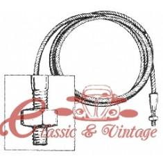 Cable de tensión trasera 68-74