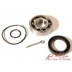 kit rodamiento trasero para una rueda / caja a trompetas