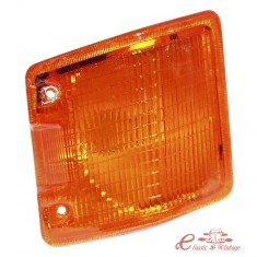 Plastico intermitente delantero derecho naranja