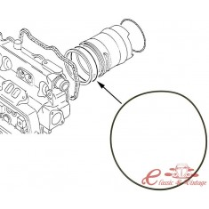 Junta torica de cilindro lado culata 101x1,5mm