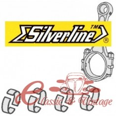 Cojinetes de bielas + 0,50mm (2L) 8/75-12/82 SILVERLINE