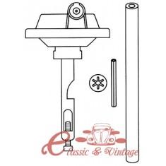 Capsula pull-down carburador Solex 8/85-10/91 1.0