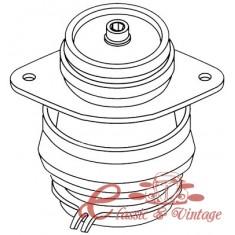 silent-bloc soporte motor trasero derecho 11/91-9/97 1.6-2.0-D