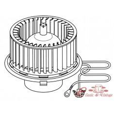 Motor ventilador de calefacción
