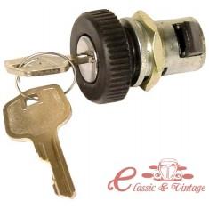 Cerradura de guantera con llave 8/67-