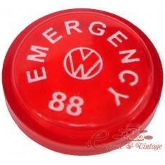 Pastilla de boton de luces de averia 7/67- excepto 1303