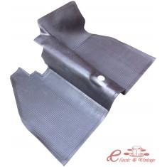Tapizado de caucho delantero negro 68-72