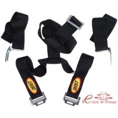 """Cinturón tirante """"DEIST"""" (vendido con fijaciones a chasis )"""