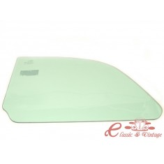 Vidrio lateral trasero izquierdo o derecho verde cabriolet 65- (1303 incluido)