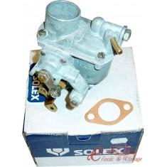 Carburador nuevo solex 26 BCI un cuerpo