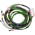 Cables y tablero de abordo
